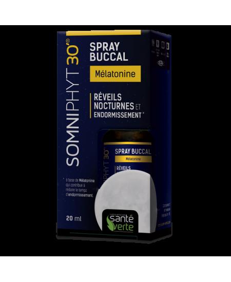 Santé Verte - Somniphyt Mélatonine - Spray 20 Ml
