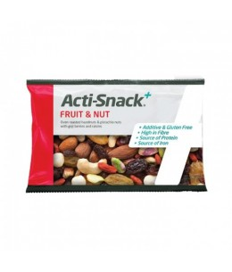 Acti-Snack - Fruit and Nut - Sachet 40g