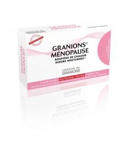 EA Pharma - Ménopause - Granions