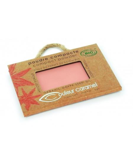 Couleur Caramel - Poudre compacte - Beige halé n°3