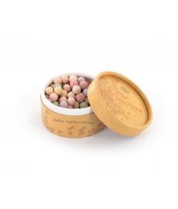 Couleur Caramel - Perles sublimatrices arc-en-ciel