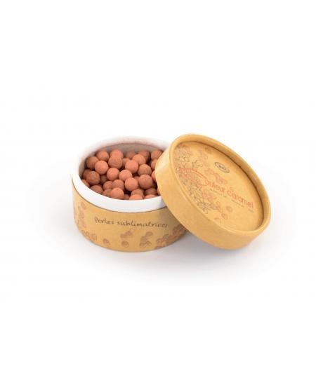 Couleur Caramel - Perles sublimatrices Terre - Teint mat
