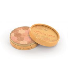Couleur Caramel - Poudre mosaïque - Teint clair