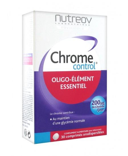 Nutreov - Chrome Control - 30 Comprimés