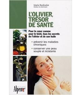 Alpen - L'olivier trésor de santé