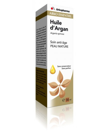 Arkopharma - Huile d'Argan pour Massages