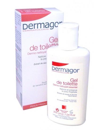 Dermagor - Gel de toilette dermo-nettoyant - 200 Ml
