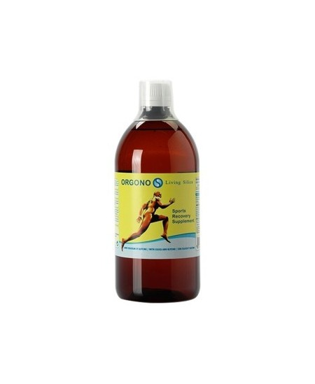 Orgono Sport Recovery Supplement - Silicium - 1000ml