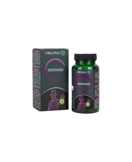 Silicium - Orgono defender - 60 gélules