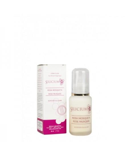 Silicium rose musquée - 50 ml