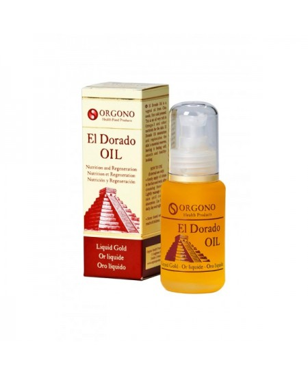 Silicium - El dorado oil - 50 ml