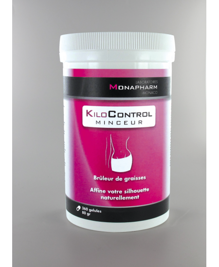 EspritPhyto - KiloControl - Cure de 3 mois (360 Capsules)
