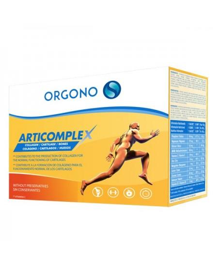 Orgono Articomplex - 135 gr - Silicium