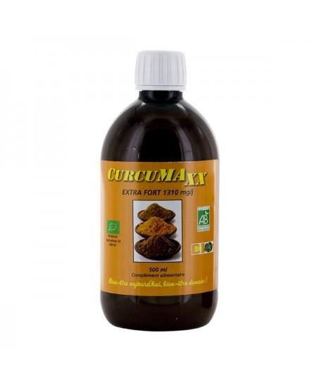 Curcumaxx - Curcumaxx solution buvable BIO - flacon 500 ml
