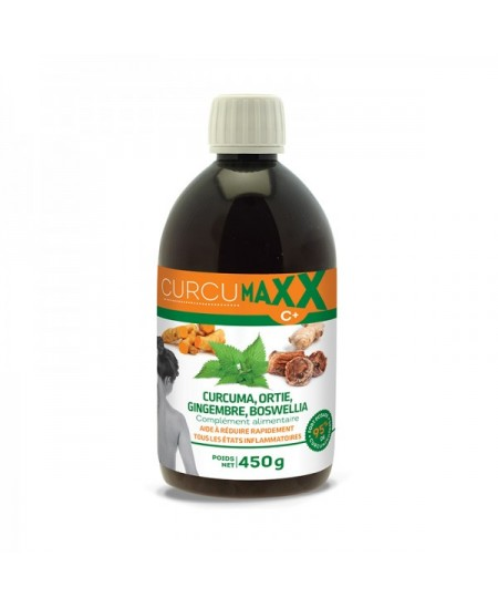 Curcumaxx - Curcumaxx C+ Orties - Flacon 500 ml