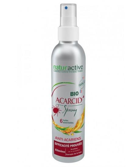 Acarcid Spray aux Huiles essentielles - 200 Ml