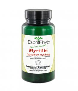 EspritPhyto - Myrtille - 90 gélules