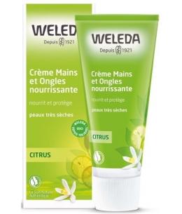Weleda - Crème Nutritive mains et ongles au Citrus - 50 ml