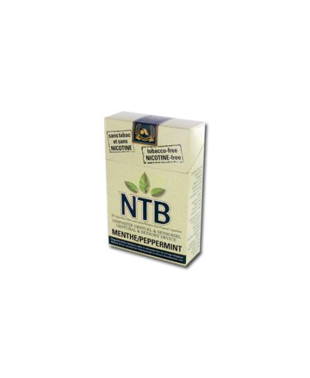 1 paquet de NTB menthe
