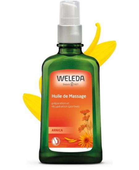Weleda - Huile de Massage à l'Arnica - 100 ml