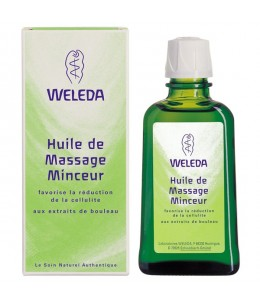 Weleda - Huile de Massage Minceur - 100 ml