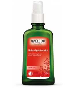 Weleda - Huile Régénératrice à la Grenade - 100 ml