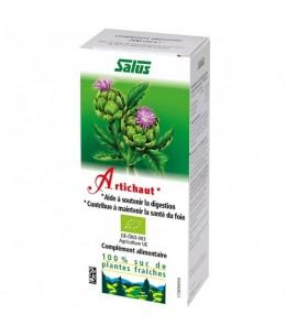 Salus - Suc de plantes Bio artichaut - Flacon 200 ml