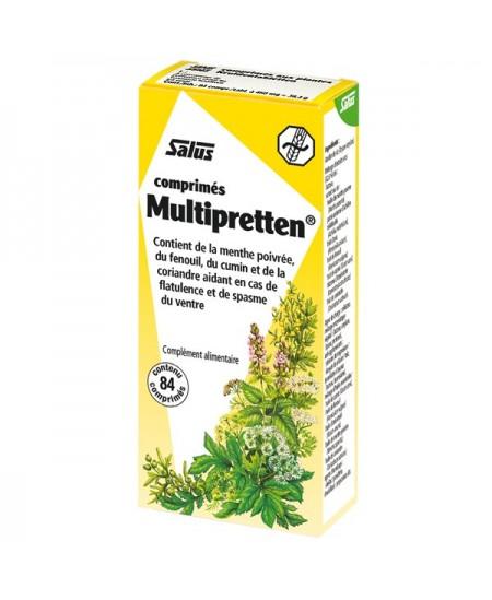 Salus - Multipretten - 84 comprimés