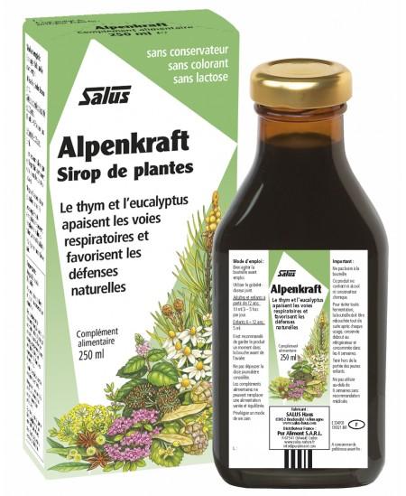 Salus - Sirop Alpenkraft - flacon 250 ml