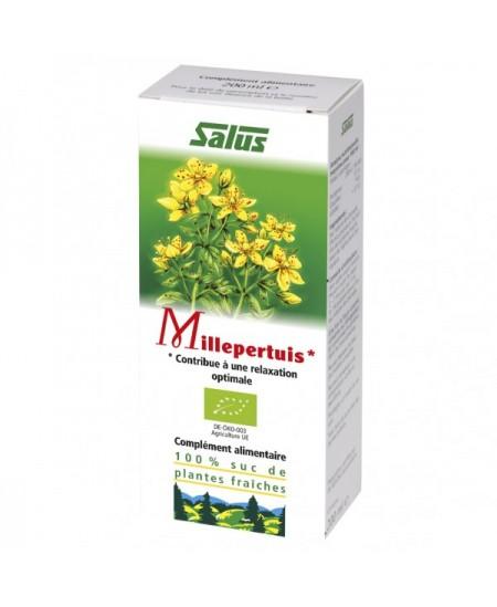 Salus - Suc de plantes Bio millepertuis - flacon 200 ml