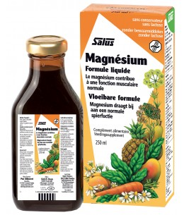 Salus - Magnésium minéral-drink - flacon 250 ml