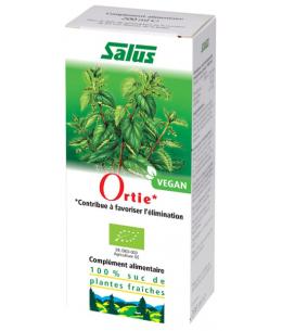 Salus - Suc de plantes BIO Ortie - flacon 200 ml