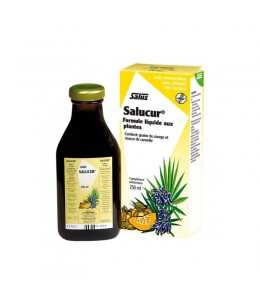 Salus - Salucur sabal courge - flacon 250 ml