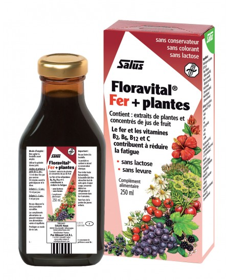Salus - Floravital - flacon 250 ml