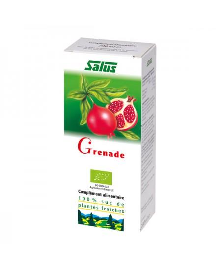 Salus - Suc de plantes grenade Bio - 200 ml