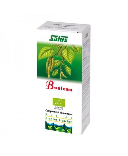 Salus - Suc de plantes Bio bouleau - flacon 200 ml