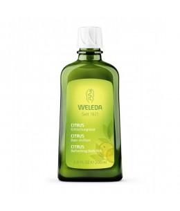 Weleda - Bain Vivifiant au Citrus - 200 ml