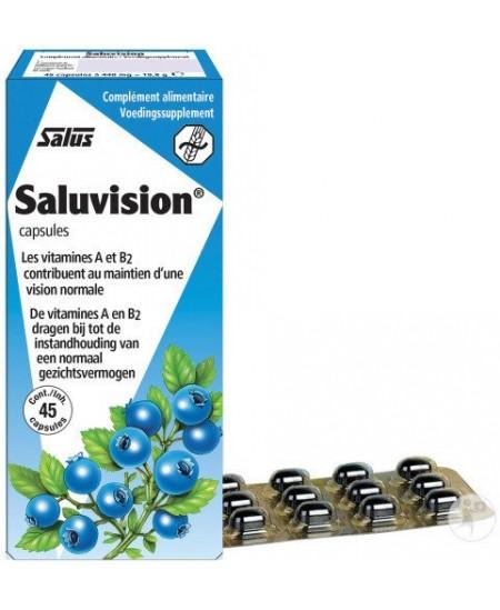 Salus - Saluvision myrtille - 45 capsules
