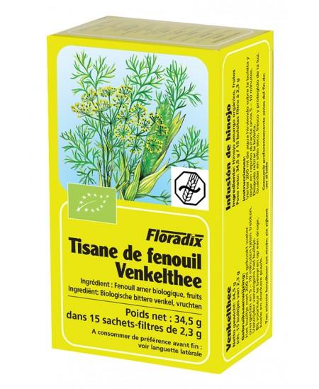 Salus - Tisane Bio fenouil - 15 sachets