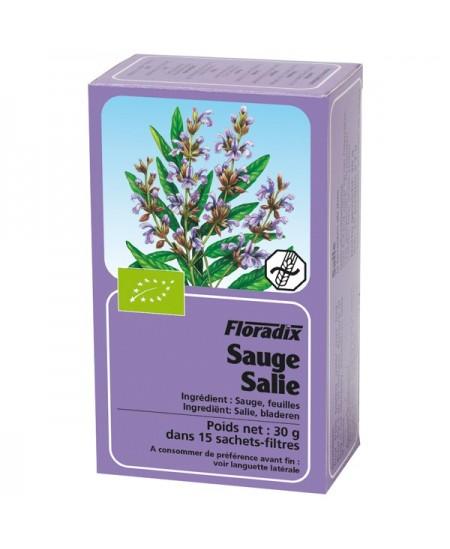 Salus - Tisane Bio sauge - 15 sachets