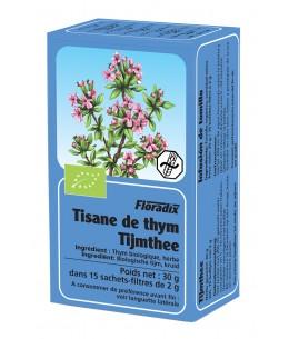 Salus - Tisane Bio thym - 15 sachets