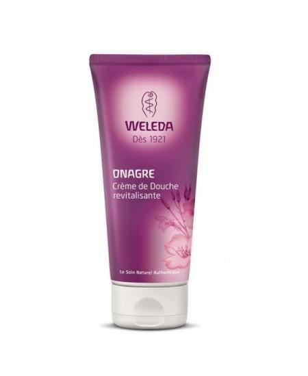 Weleda - Crème de douche à l'Onagre - tube 200 ml
