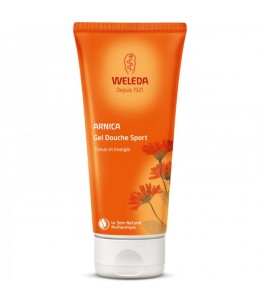 Weleda - Gel douche sport à l'Arnica - tube 200 ml