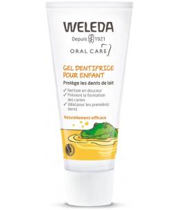 Weleda - Gel Dentifrice pour Enfant - 50 ml