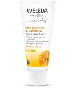 Weleda - Pâte Dentifrice au Calendula - 75 ml