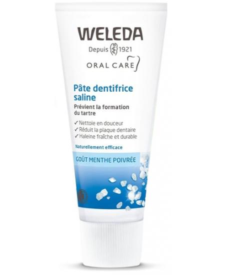 Weleda - Pâte Dentifrice Saline - 75ml