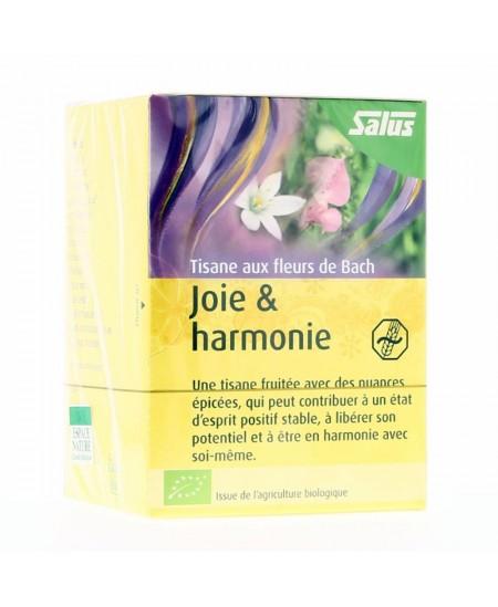 Salus - Tisane aux fleurs de Bach Joie & Harmonie BIO - 15 sachets