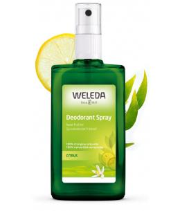 Weleda - Déodorant au Citrus - 100 ml