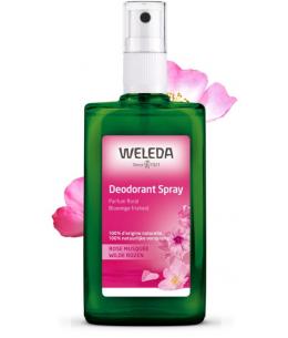 Weleda - Déodorant à la Rose - 100 ml