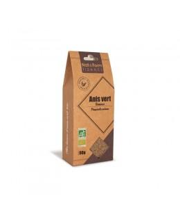 Nat & Form - Tisane anis vert semence bio 90 g